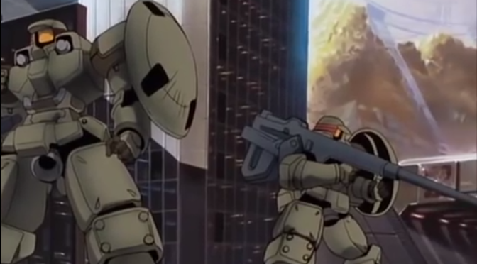 Gundam Wing – Episode One