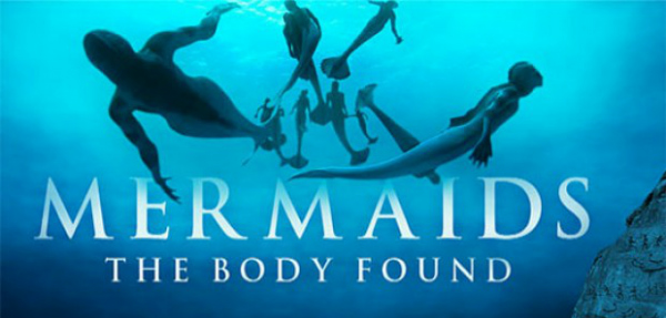 <em> Mermaids: The New Evidence </em>