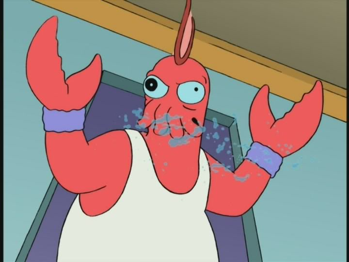 Why Must I Be a Crustacean in Love?