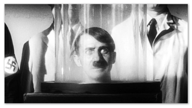 <em>Matt Groening's Obsession with Hitler's Brain</em>
