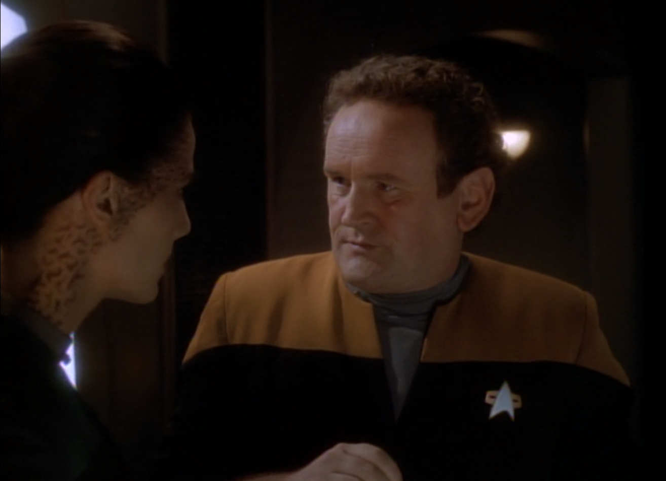 Image of Chief O'Brien from Star Trek Deep Space 9
