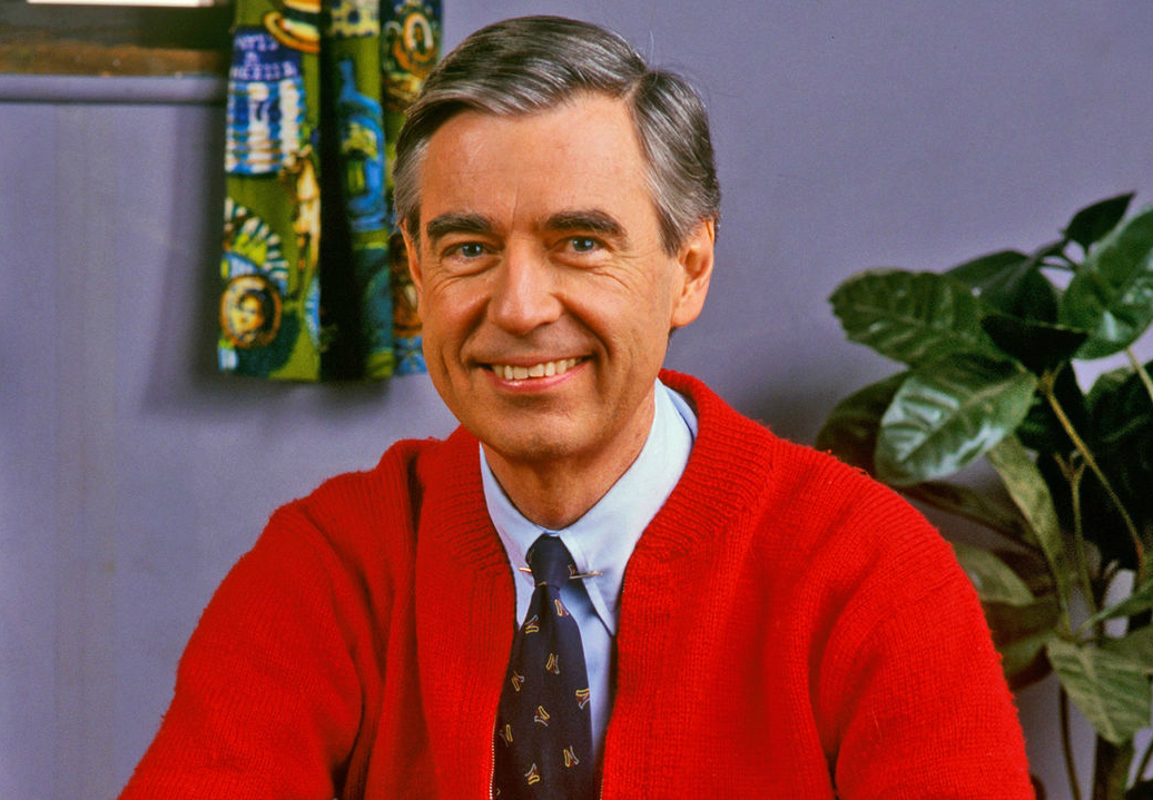 Portrait of Mr Rodgers