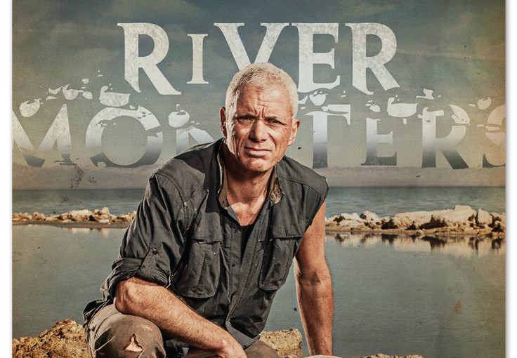 Image of Jeremy Wade with text 'River Monsters'
