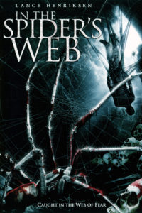 The 'In The Spiders Web' movie poster.