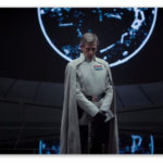 Image of Director Krennic (Ben Mendelsohn) from Rogue One