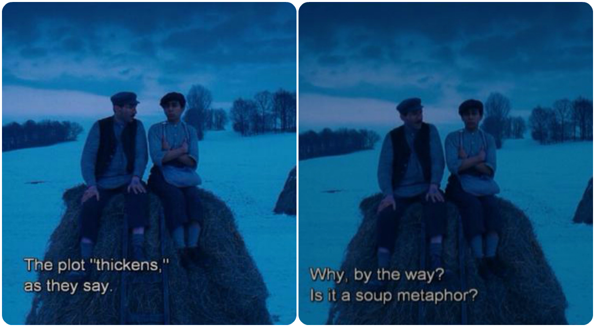 Screencaps from The Grand Budapest Hotel