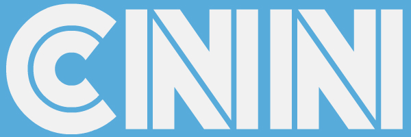 "Blue colored banner with text ""CNN"""