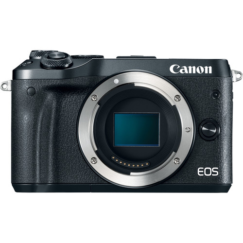 Canon Makes Incremental Updates – <em>The EOS M6 Mirrorless</em>
