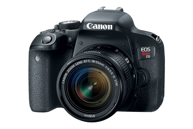 Canon Makes Incremental Updates – <em>The EOS Rebel T7i</em>
