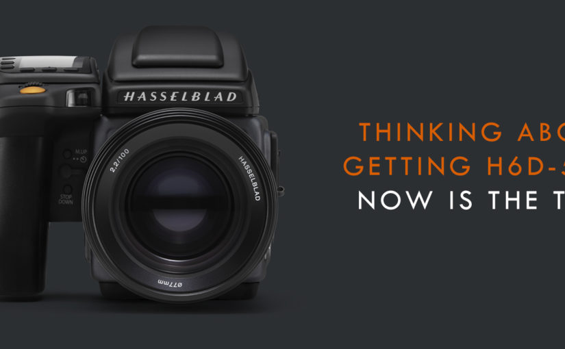 Hasselblad Wants You to Know the H6D-50c is now Cheaper