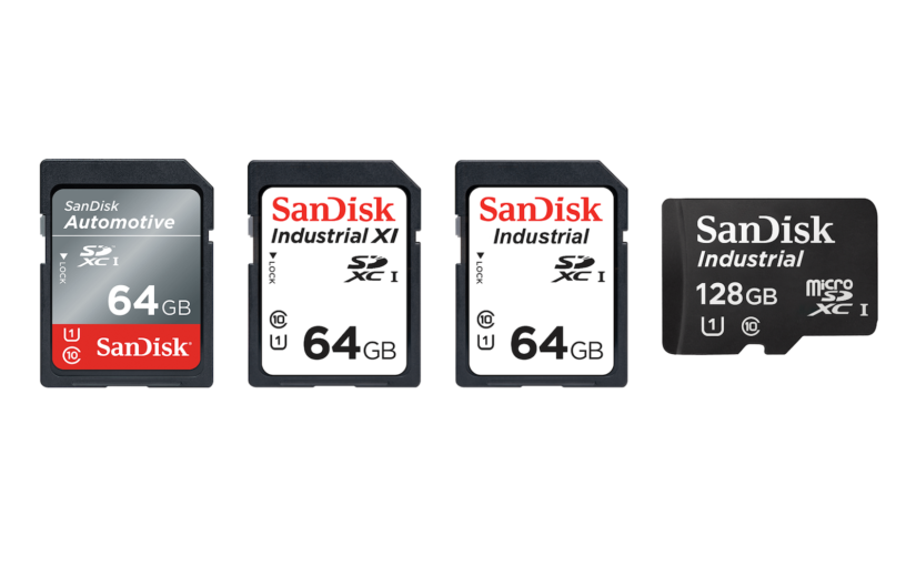 Things You <em>Do Not</em> Need as a Photographer – Automotive SD Cards